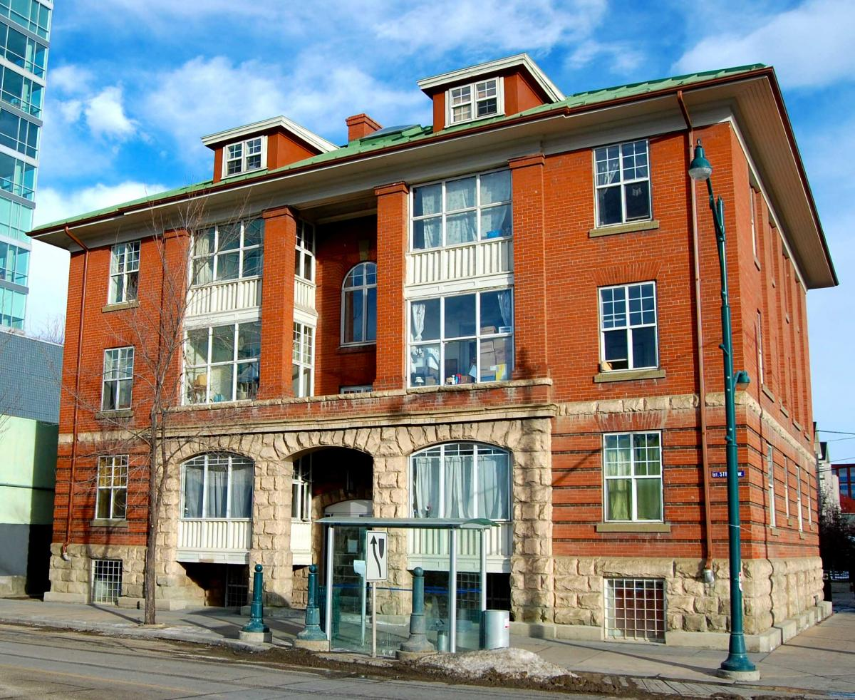 historic apartments findlay