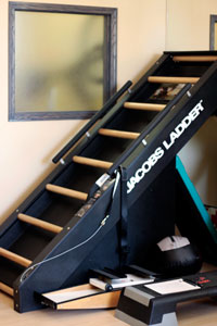 The dreaded Jacob's Ladder