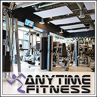 Anytime Fitness, Beltline Gym, Downtown Gym Calgary