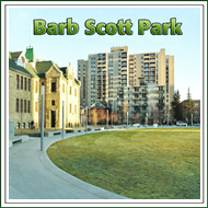 Barb Scott Park Central High School Calgary Collegiate Institute Board Education