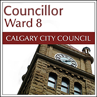 Ward 8 Alderman Councillor Calgary Councillor's Office