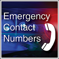 Emergency Phone Numbers Calgary