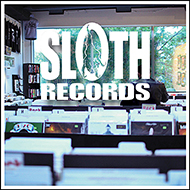 Sloth Records, Calgary Record Store, Music Calgary