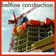 beltline construction