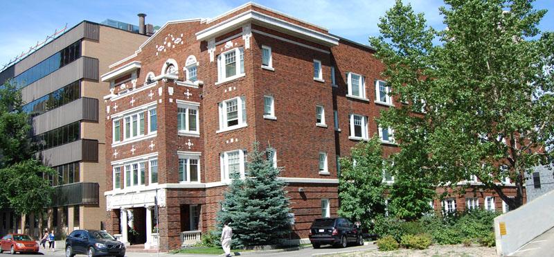 Lorraine Apartments