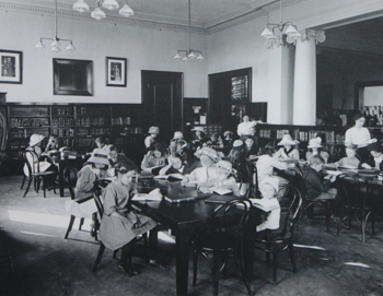children's department 1912