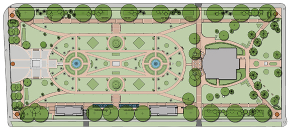 Central Memorial Park Revamp Award