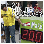 20 minute makeover