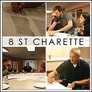 8 street charette
