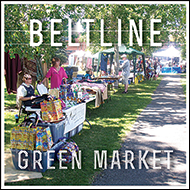 Beltline Green Market, Connaught Park