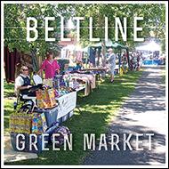 Beltline Green Market, Connaught Park