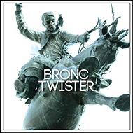Public Art: Bronc Twister