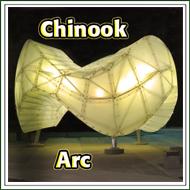 Chinook Arc Calgary Beltline Public Art