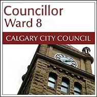 Ward 8 Alderman Councillor Calgary Councillor's Office
