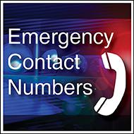 Emergency Phone Numbers Calgary