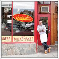 Galaxie Diner, Breakfast Calgary, Diner Beltline