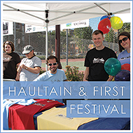 haultain and 1st festival