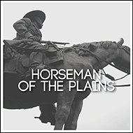 Public Art: Horseman of the Plains
