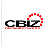 Calgary Business Revitilization Zones
