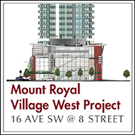 Mount Royal Village West Project